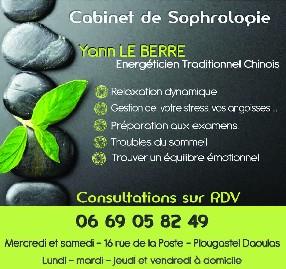 Cabinet d'Acupuncture Traditionnelle Chinoise et de Sophrologie  Plougastel Daoulas
