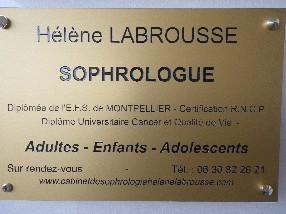 cabinet sophrologie hélène labrousse Agde